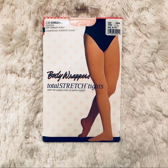 f9bfd7ff4b5b9 Body Wrappers Intimates & Sleepwear | Footed Dance Tights | Poshmark